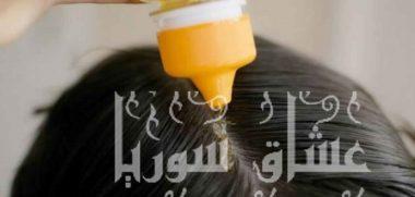 تكثيف الشعر باستخدام زيت الخروع.. تعرفي على الطريقة