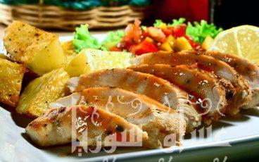 وصفات تخسيس باستخدام الدجاج مناسبة لحميتك الغذائية في فترة الرجيم