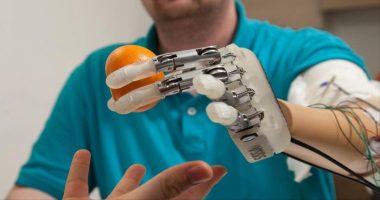 يد صناعية تمتلك الإحساس البشري تعرف عليها