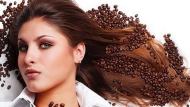 قناع القهوة لشعر حريري مفعم بالحيوية