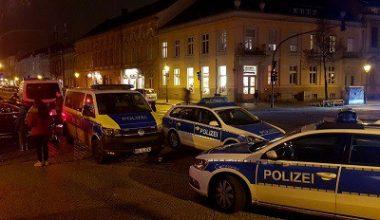 حظر التجول في مقاطعة بافاريا بايرن ميونخ المانيا